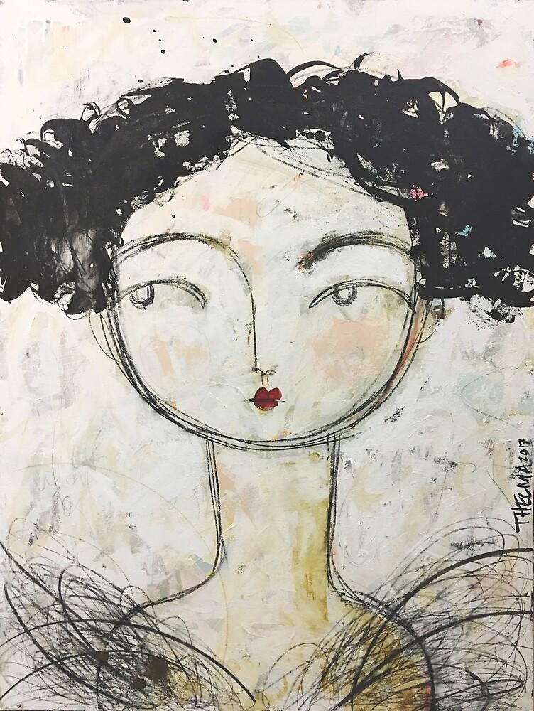Arianna by artbythelma