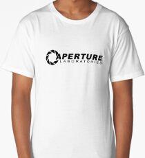 Aperture Laboratories (Half-Life) Long T-Shirt