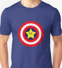 Captain Star Unisex T-Shirt