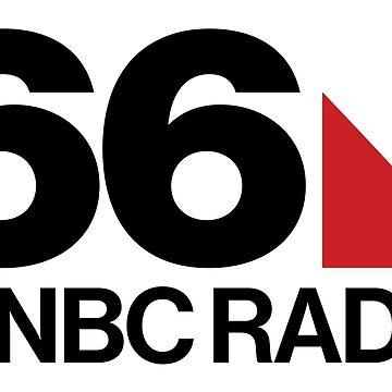66 WNBC Radio by discochicken
