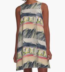City A-Line Dress