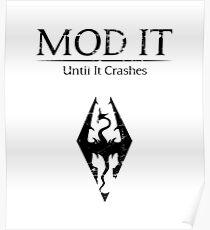 Mod It: Until It Crashes Poster