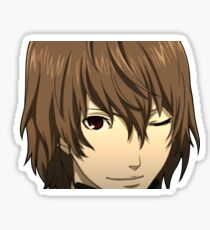 Goro Winking Sticker