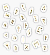 Runes Viking Sticker