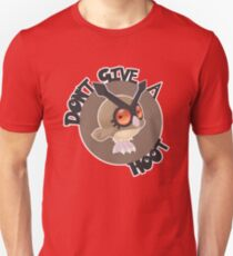 Don't give a hoot Unisex T-Shirt