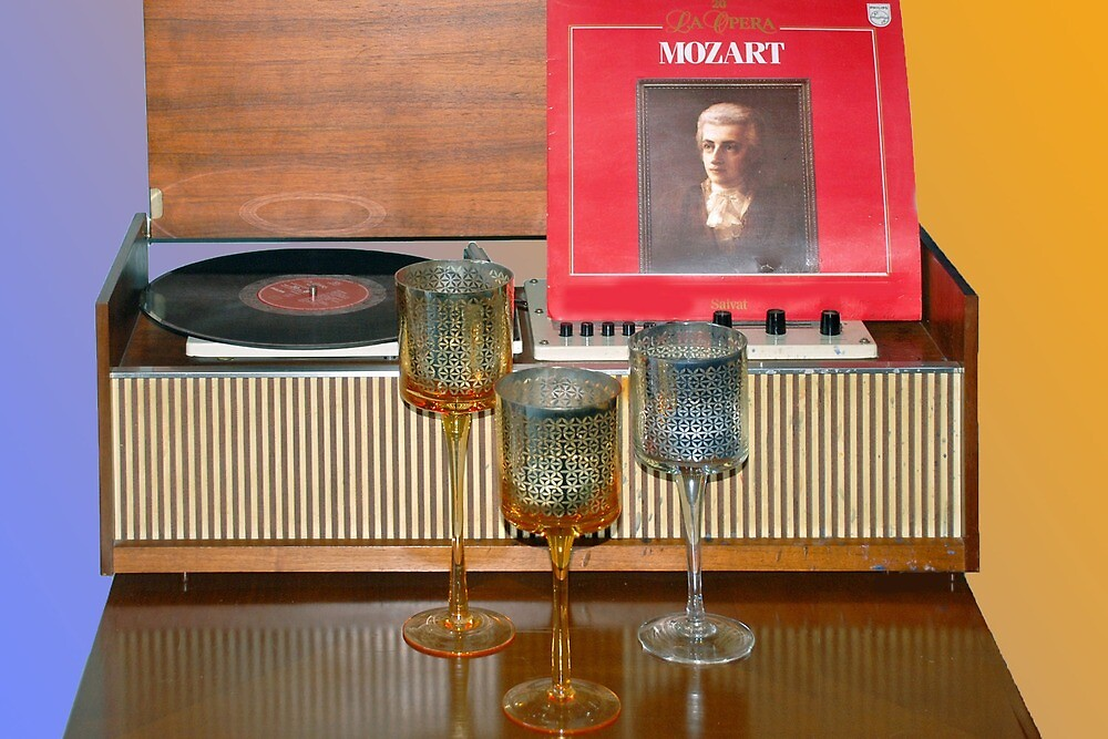 Mozart by candlelight by Arie Koene