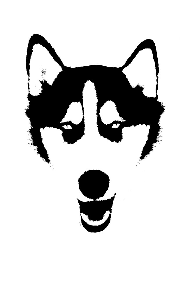 Husky logo by atlantiss505