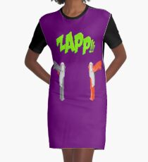 ZAPP!!! [Pixel Art] Graphic T-Shirt Dress