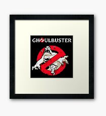 Ghostbusters - Ghoul Framed Print