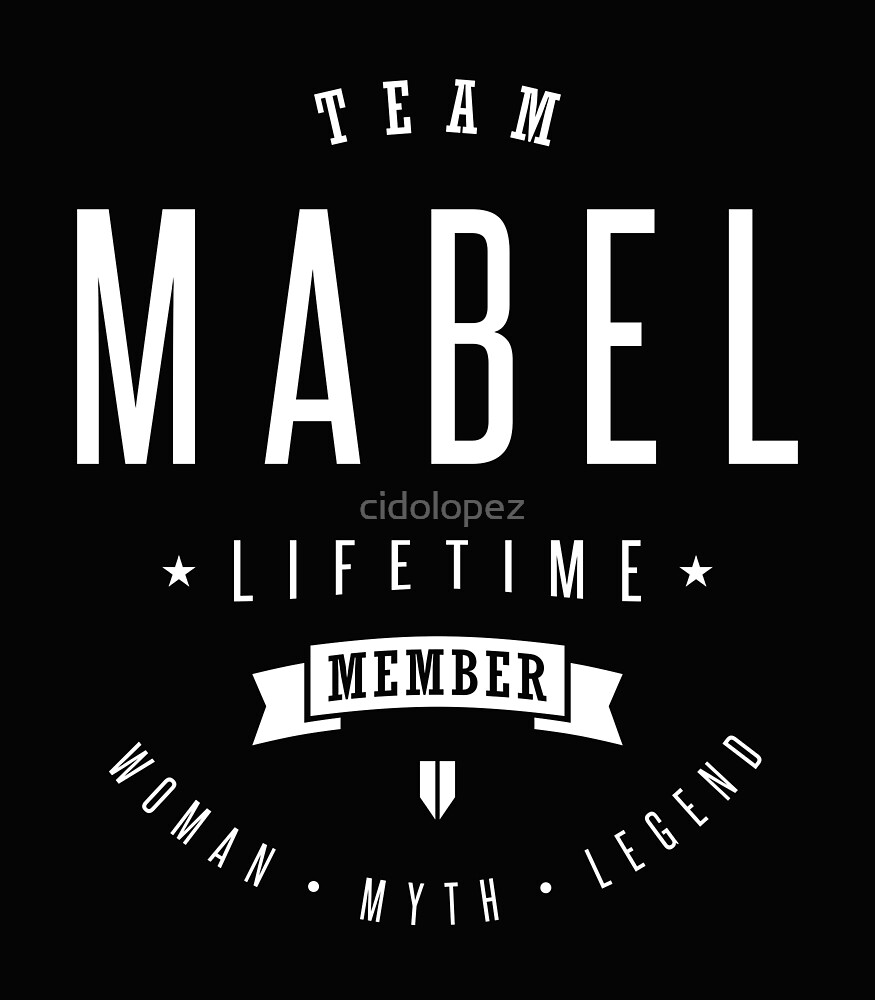 Mabel by cidolopez