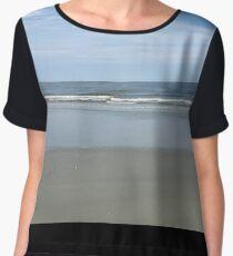 Oceanic Women's Chiffon Top