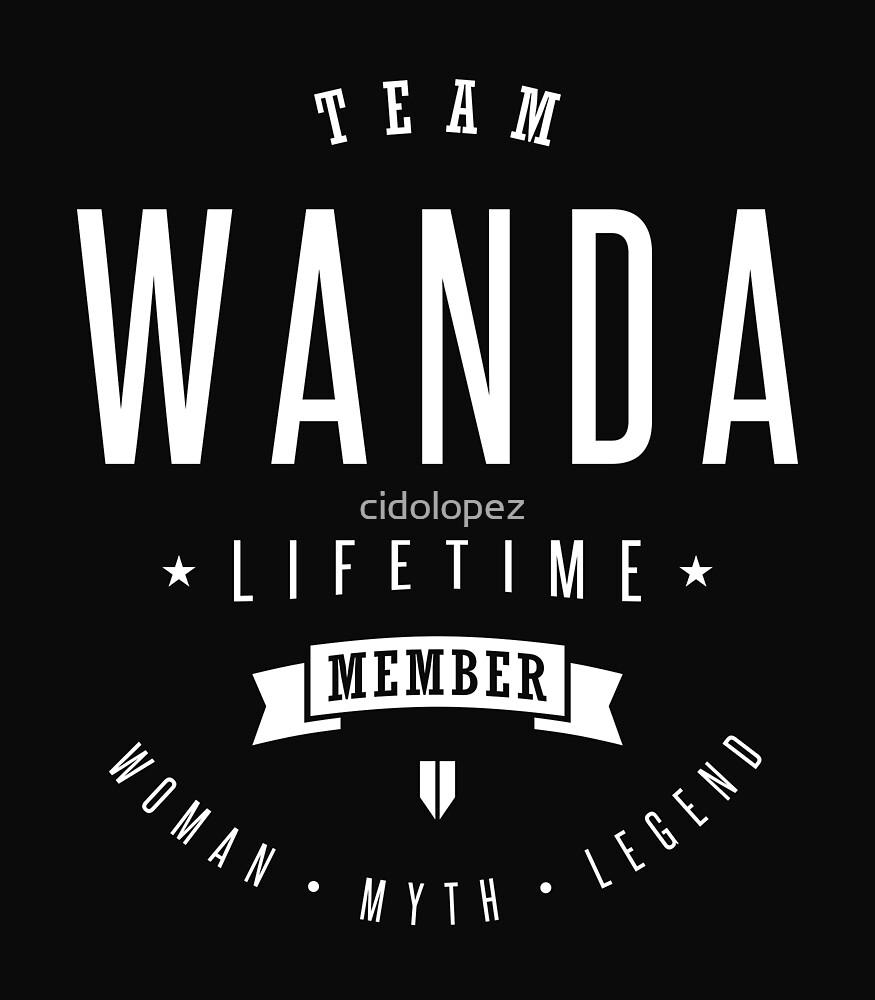 Wanda by cidolopez