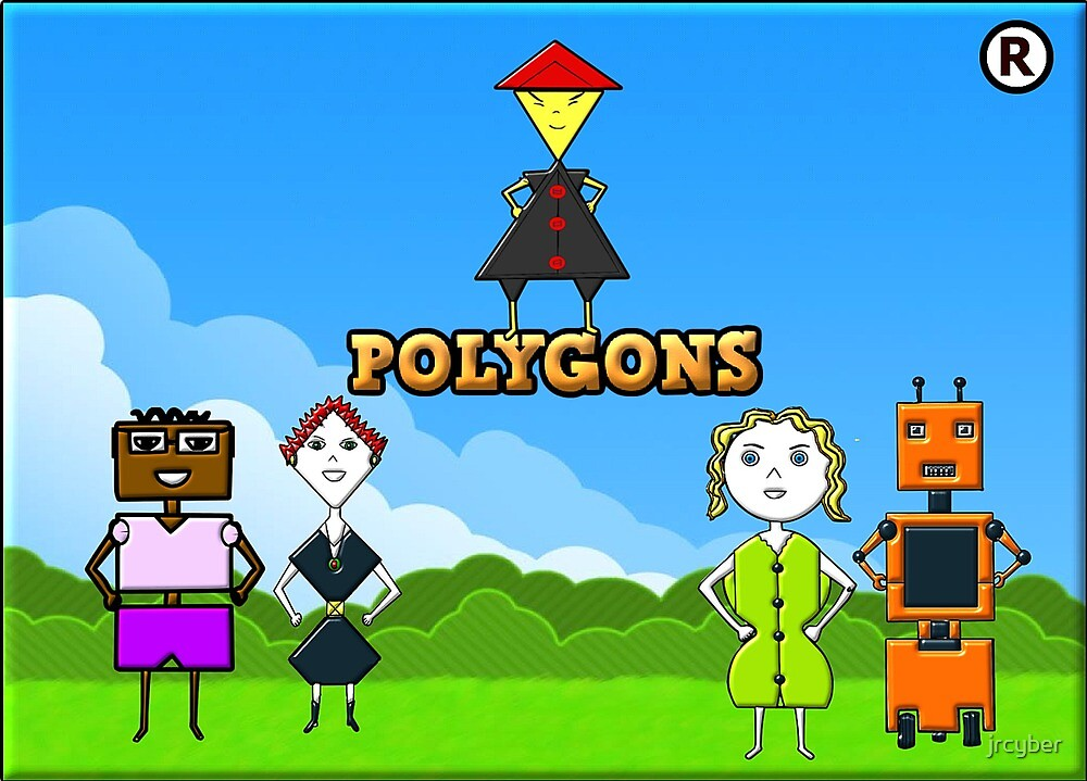 Polygons Family  by jrcyber
