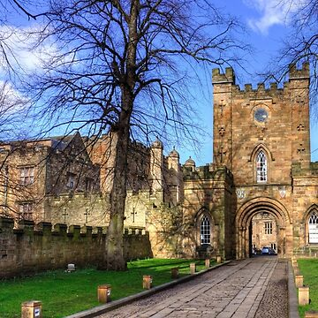 Durham Castle Gate by tomg