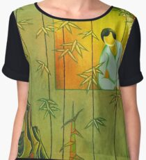 Compassion Women's Chiffon Top