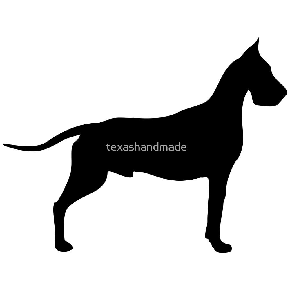 Doberman Dog Lovers by texashandmade
