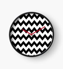 Twin Peaks - Black lodge Clock