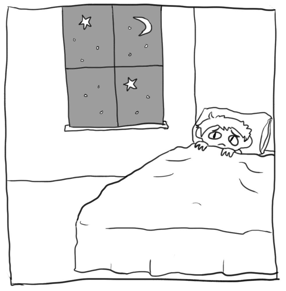 Insomnia 1 by RIVENART