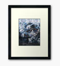 Snow Blind Framed Print
