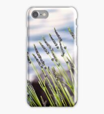 Wildflowers on the River iPhone Case/Skin