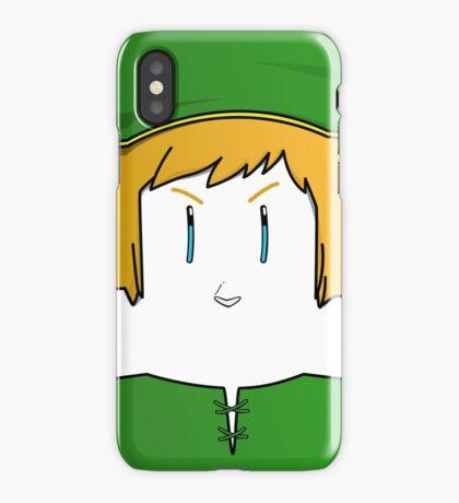 Link - The Legend of Zelda iPhone Case