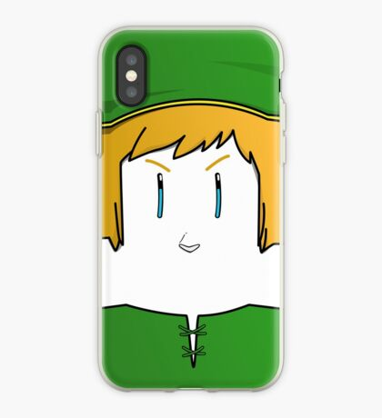 Link - The Legend of Zelda iPhone Case