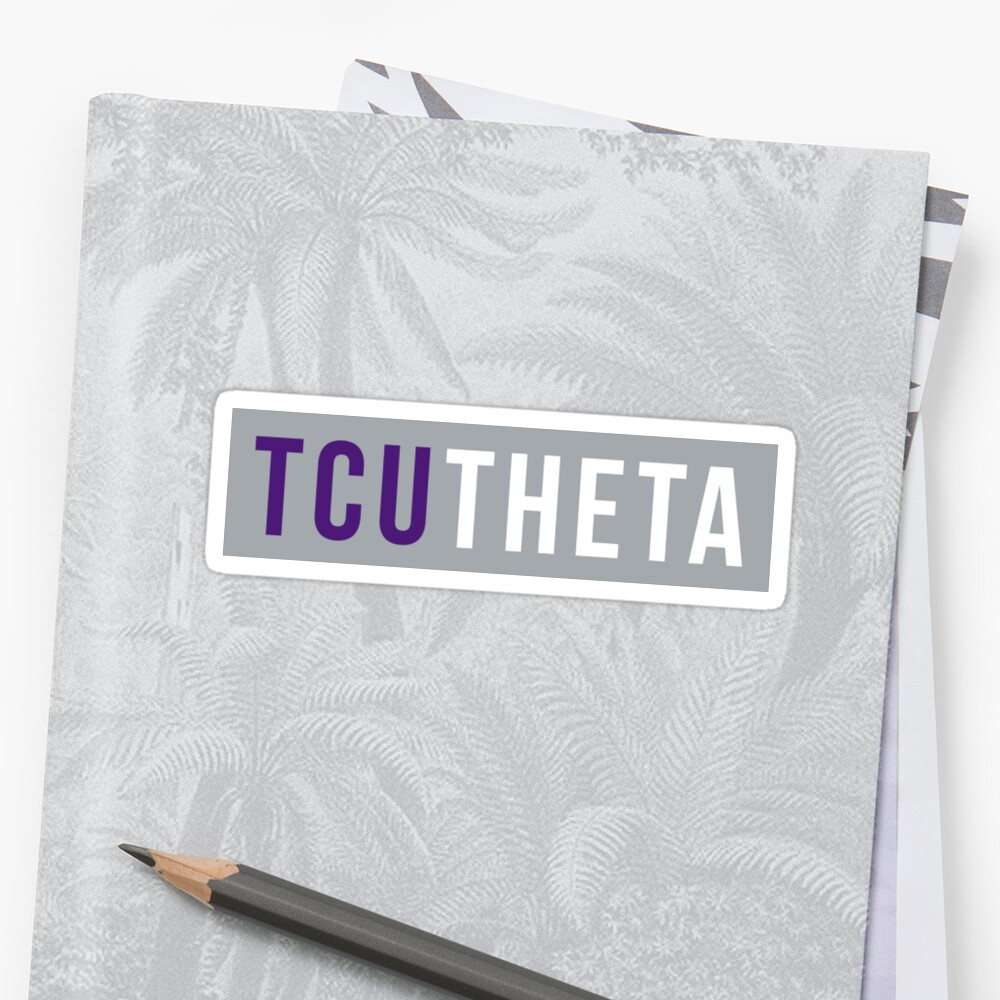 TCU Theta by Lindsey Morrison