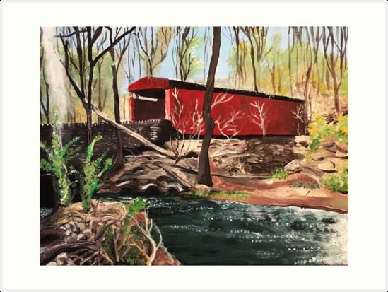 Wissahickon Trail by Lauren Ravitch