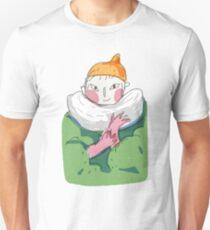 Lenka. 30 Doodle portraits T-Shirt
