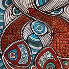 Splashing Fish by Lynnette Shelley