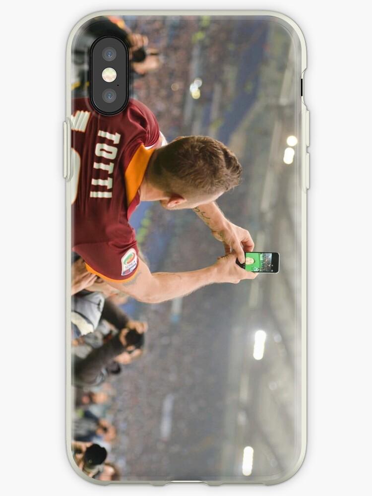 Totti Selfie by varsitywolf