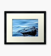 A Moment of Reflection Framed Print