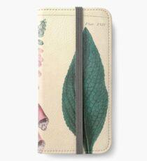 Illustrations of medical botany 1847 V2 Joseph Carson 010 iPhone Wallet