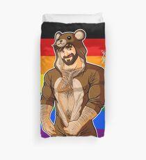 ADAM LIKES TEDDY BEARS - GAY PRIDE Duvet Cover