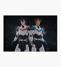Klance Space Ranger Partners Photographic Print