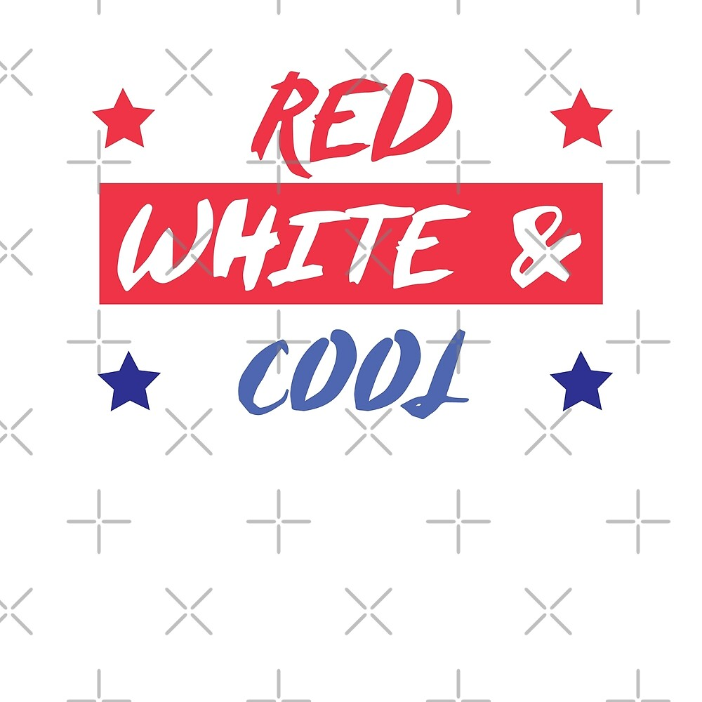 Red White & Cool by flyinsly