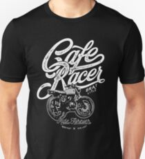 Cafe Racer, Motorcycle, Ride Forever Unisex T-Shirt