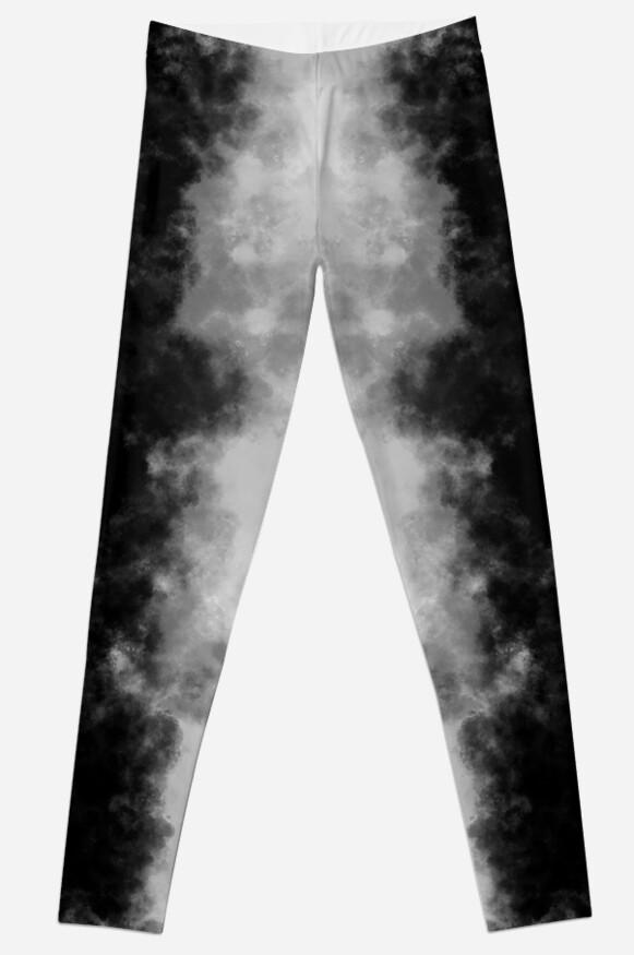 Dark Leggings with Nebra by nebradeprata