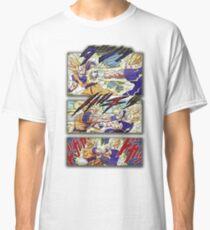 MANGA GOKU VS VEGETA Classic T-Shirt