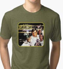 Buck Rogers Tri-blend T-Shirt