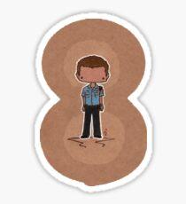 Tiny Will Sticker