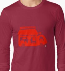 Cool Red Food Truck! T-Shirt