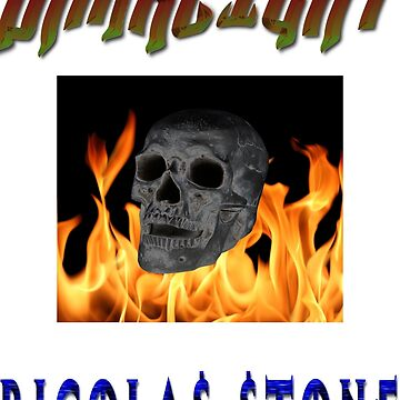 DARKLIGHT x RICOLA$ TEE by ricolas