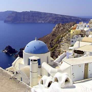 Santorini View by tomg