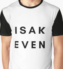 Isak + Even t-skjorte Graphic T-Shirt