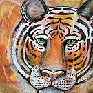 Tiger, Tiger, Burning Bright by Lynnette Shelley