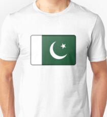 Pakistan Flag  Unisex T-Shirt