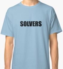Solvers Classic T-Shirt