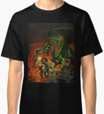 dungeon n dragons Classic T-Shirt