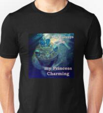 Princess Charming Unisex T-Shirt